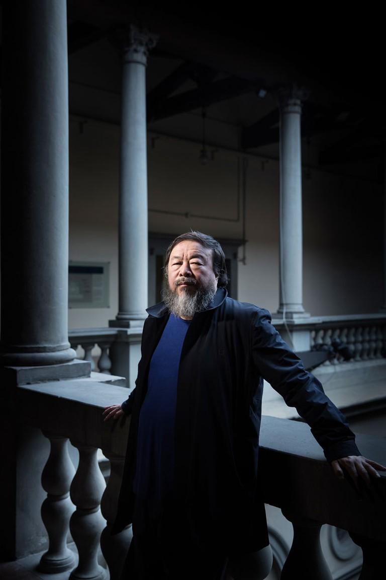 Ai Weiwei | © Courtesy of Ai Weiwei Studio