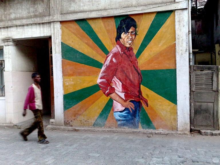 Amitabh Bachchan  ©SatishKrishnamurthy/Flickr