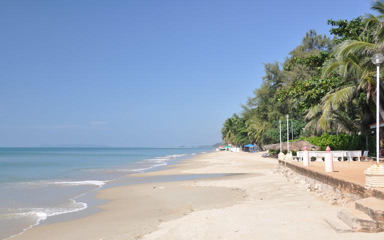 Beach in Rayong | ©Андрей Бобровский/wikicommons