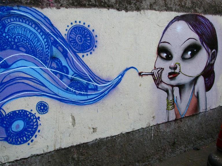 Street Art In Chapel Road ©SatishKrishnamurthy/Flickr