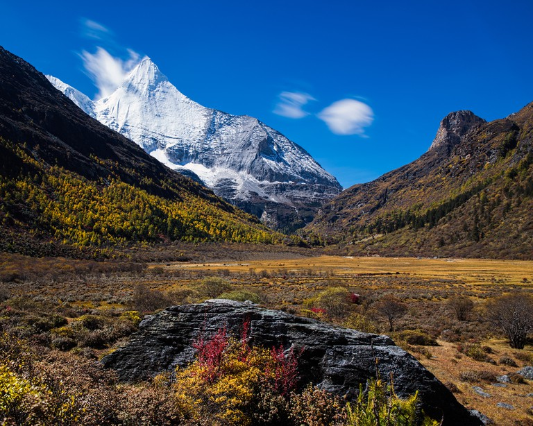 Daocheng Yading, Sichuan | © Anthony Lau