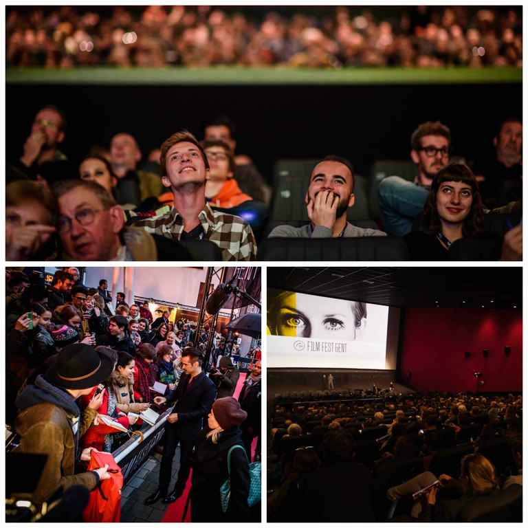 Film Fest Gent 2015   © Jeroenwillems.be/courtesy of Film Fest Gent
