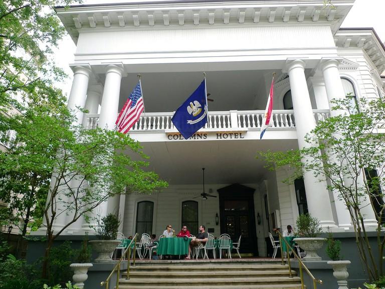 Columns Hotel, New Orleans | © Ann Larie Valentine/WikiCommons