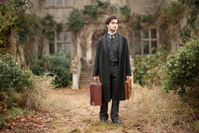 Daniel Radcliffe in Woman In Black | © Momentum Pictures