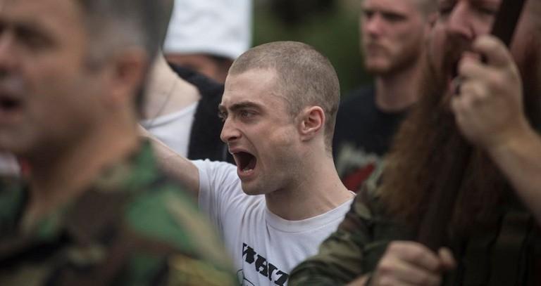 Daniel Radcliffe as undercover agent Nate Foster in Imperium | © Signature Entertainment