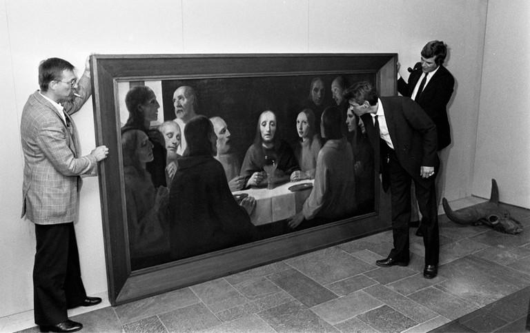 A forgery by van Meegeren   © Nederlands Nationaal Archief / Flickr