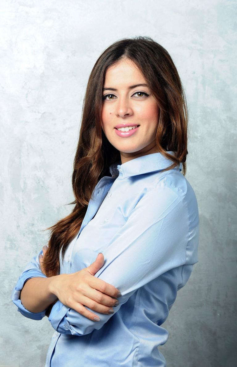 Artinoo founder Maria Noufsani ©Artinoo