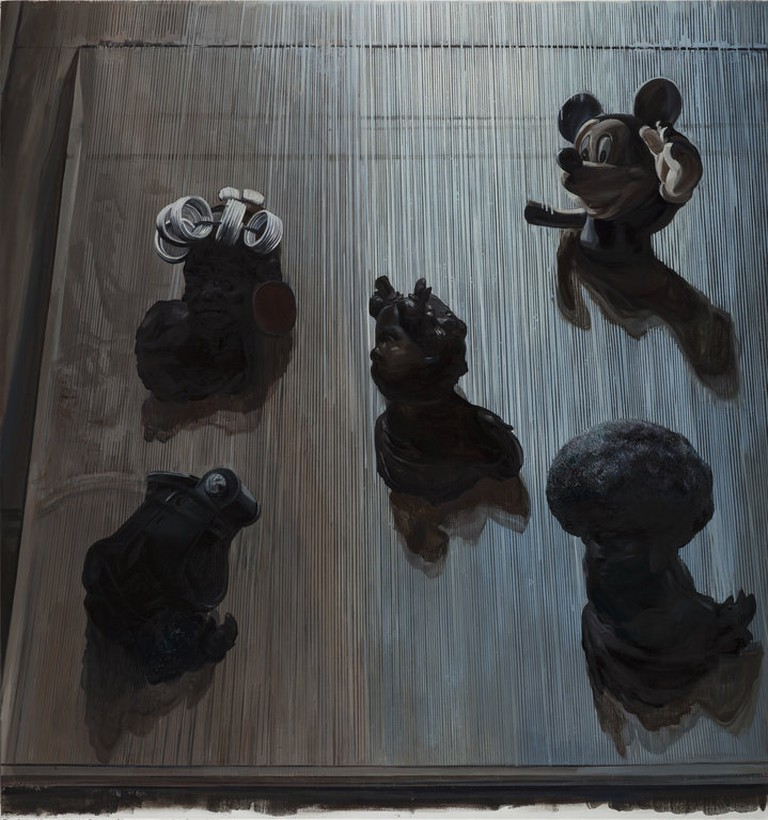 Wang Zibo, 'Ecstasy', 2016, Oil on linen, 170x180cm| Courtesy of Edouard Malingue Gallery