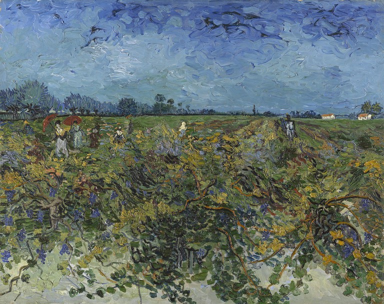 Van Gogh and the Seasons from Elisabeth Alexander (NGV) Courtesy of NGV