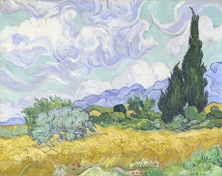 Van Gogh and the Seasonsfrom Elisabeth Alexander (NGV) Courtesy of NGV