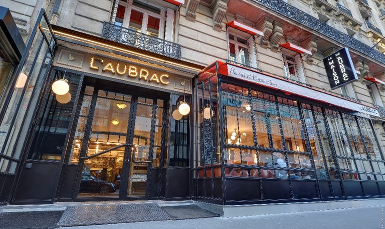 Exterior of La Maison de l'Aubrac │ Courtesy of La Maison de l'Aubrac
