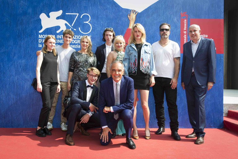 The Home team at Venice | © Filip Van Roe/courtesy of Prime Time