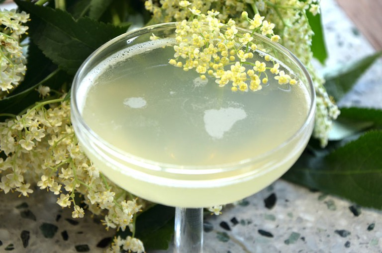 Gimlet Bar cocktail  ©Gimlet Bar/Geffrye Museum