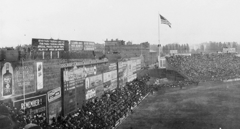 The Green Monster in 1914| ©Delaywaves/Wikipedia