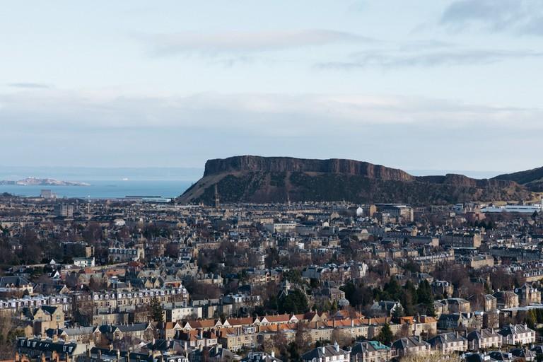 Arthur's Seat-Edinburgh-Scotland