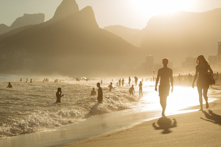 Ipanema Neighbourhood-Rio De Janiero-Brazil-Costa