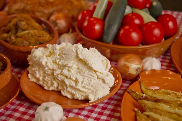 Kajmak/Courtesy of Serbia.com