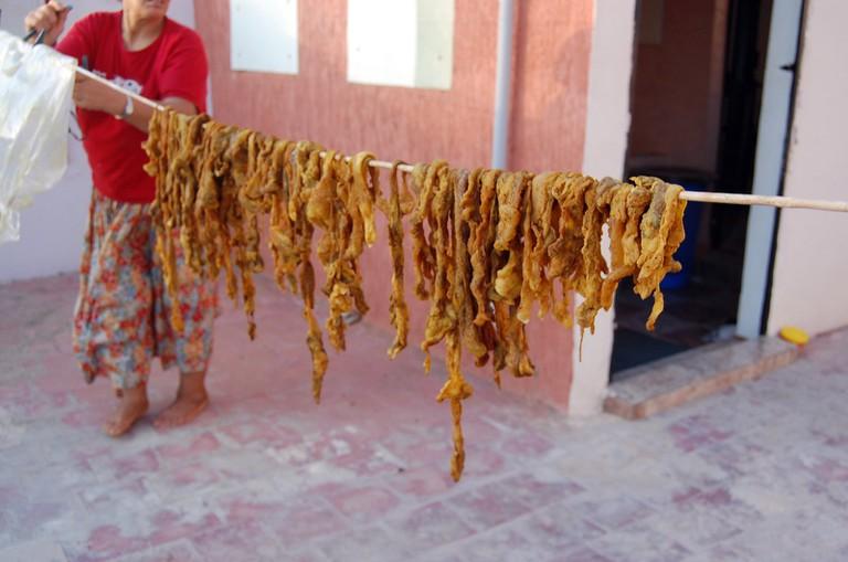 Gideed: air dried preserved lamb.   © Lucyin / Wikicommons