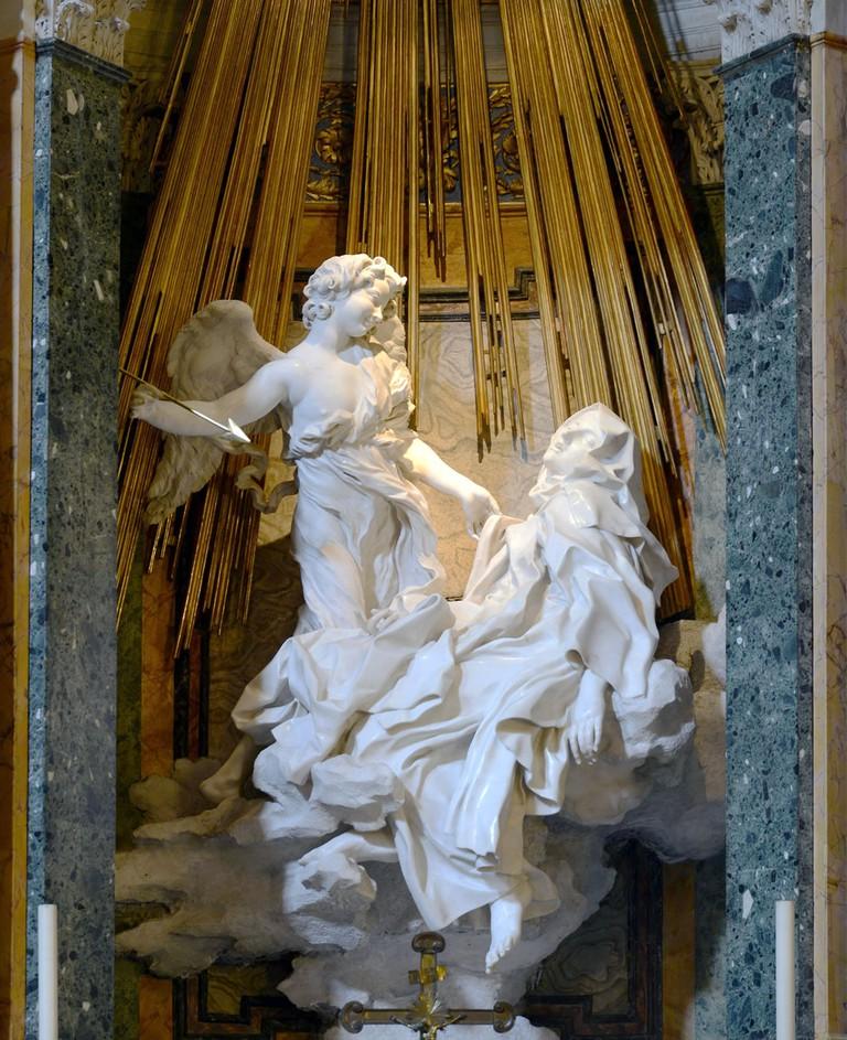 Bernini's The Ecstasy of Saint Teresa | © WikiCommons