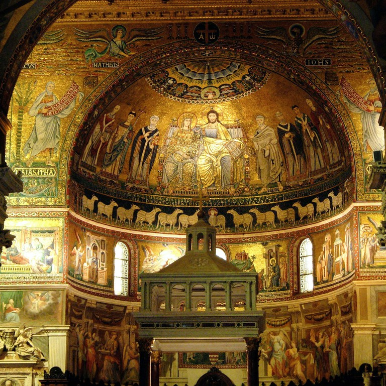 Santa Maria in Trastevere | © WikiCommons