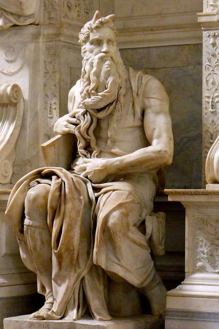 Moses | © WikiCommons