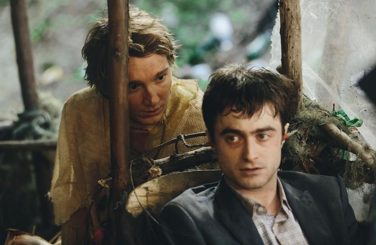Swiss Army Man starring Paul Dano and Daniel Radcliffe | © A24