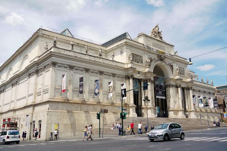 Palazzo delle Esposizioni | © Flickr/ladyous