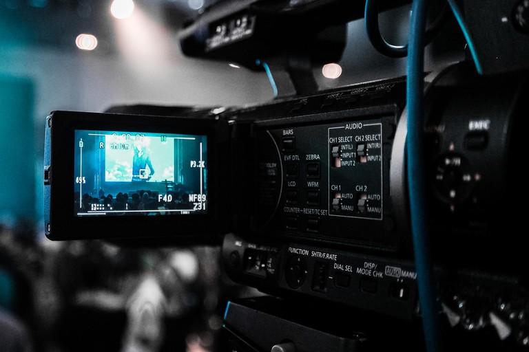Filmmaking | © Pexels