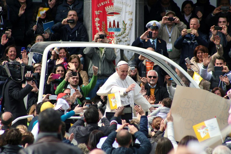 Pope Francis | © Flickr/Finizio