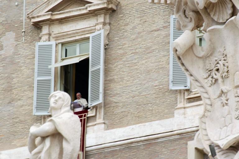 Pope Francis | © Flickr/giulio_nikon