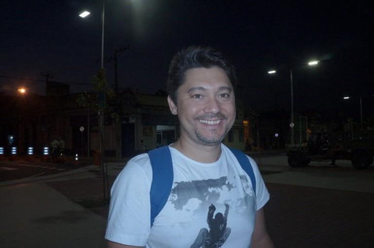 Andre Silva |courtesy of Sarah Brown