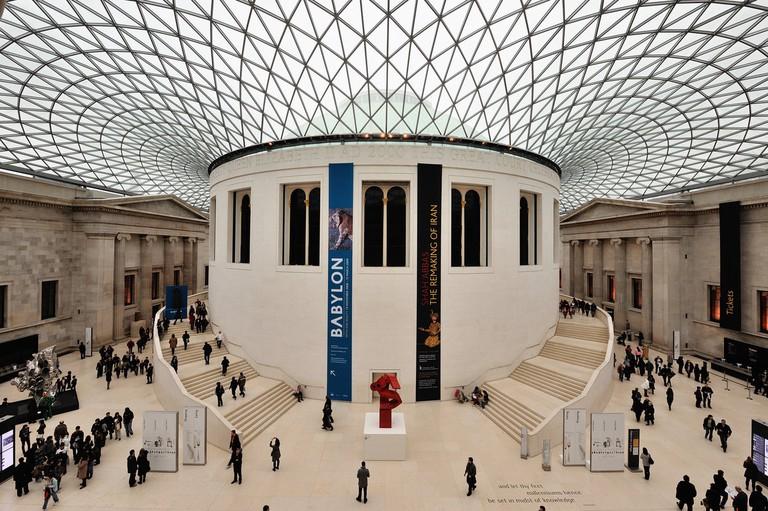 The British Museum|©Eric Pouhier /Wikicommons