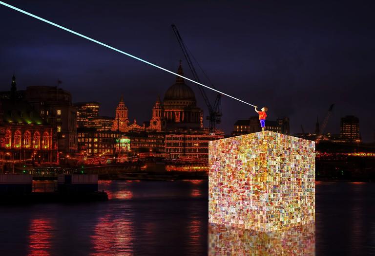 'Floating Dreams', Ik-Joon Kang|Courtesy of The Totally Thames Festival