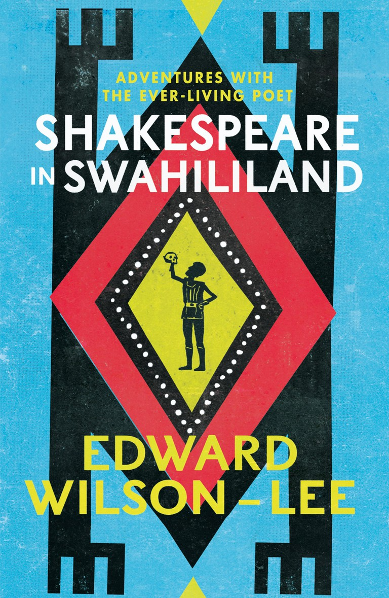 Shakespeare in Swahililand, UK cover   courtesy of HarperCollins