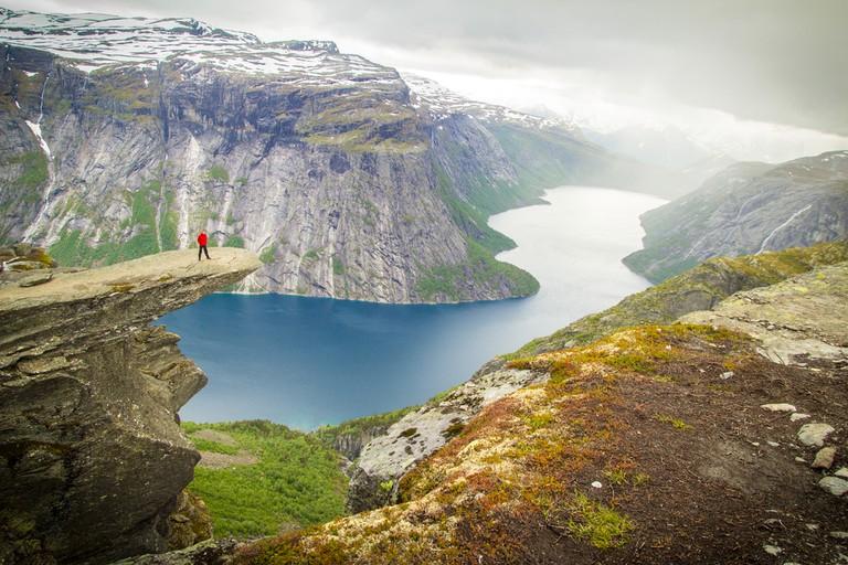 Trolltunga, Norway © Martin Janhuba