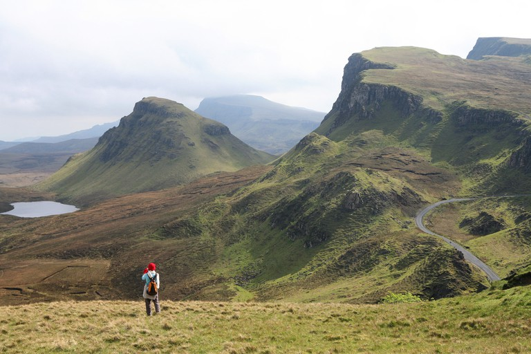 Trotternish Range, Isle of Skye, Scotland © Joe Gough