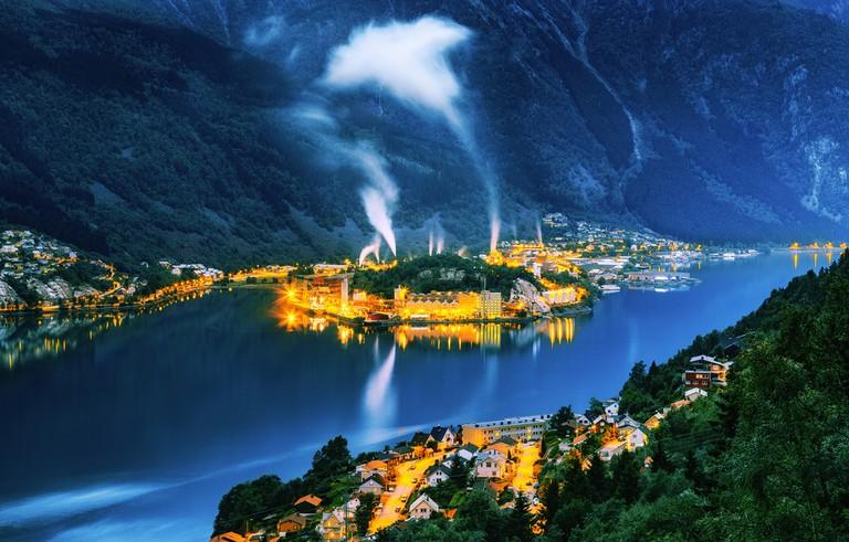 Odda, Norway © Feel good studio