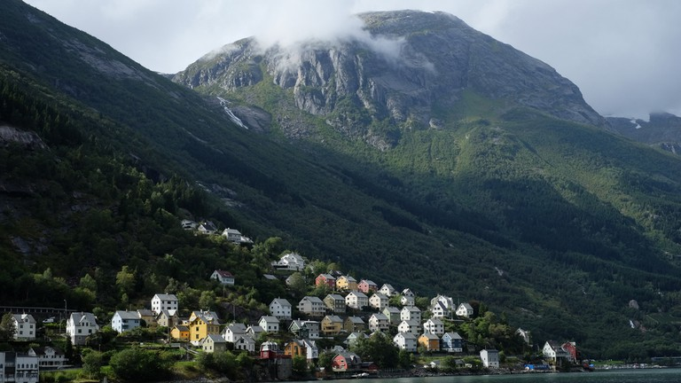 Odda, Norway © Yarynka