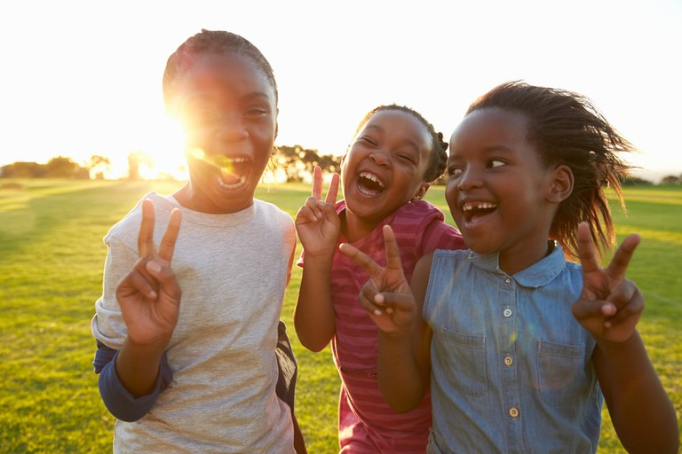 South African Children | © Monkey Business Images/Shutterstock