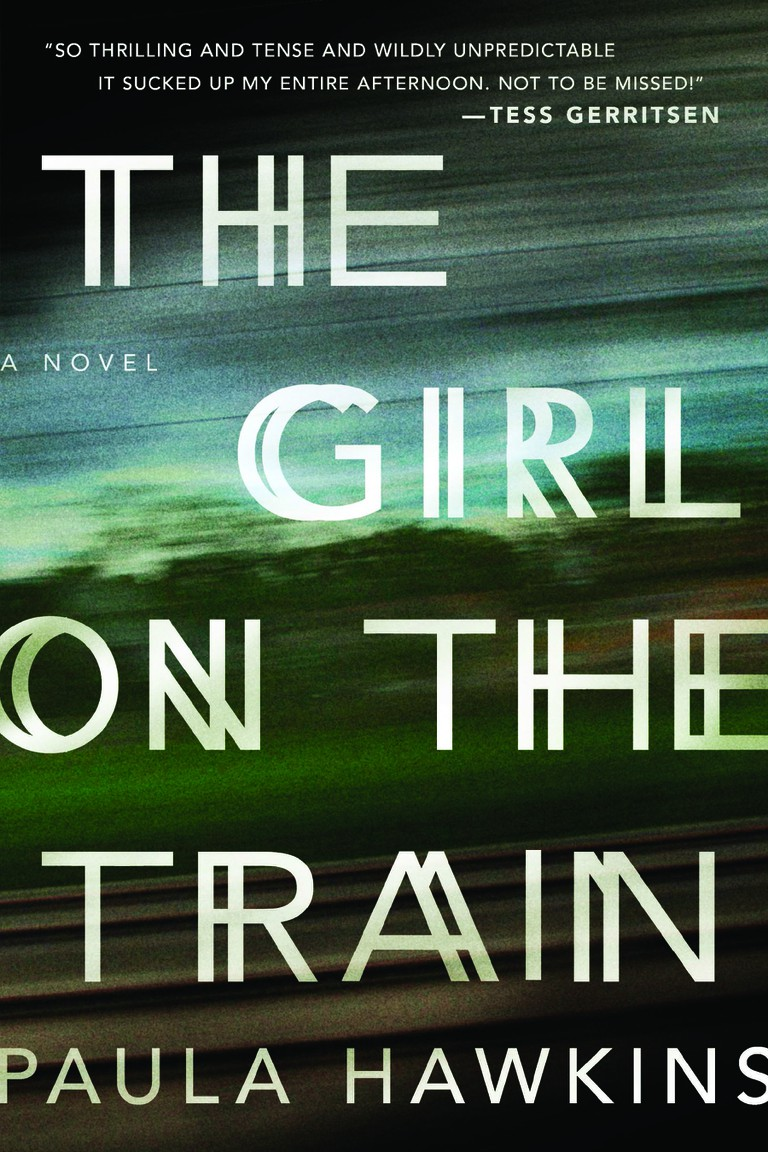The Girl on the Train, courtesy of Riverhead Books