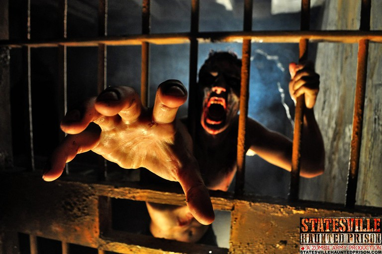 Statesville Haunted Prison, courtesy of