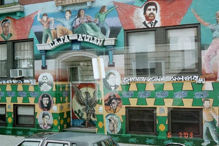 Street art in Pilsen | WikiCommons