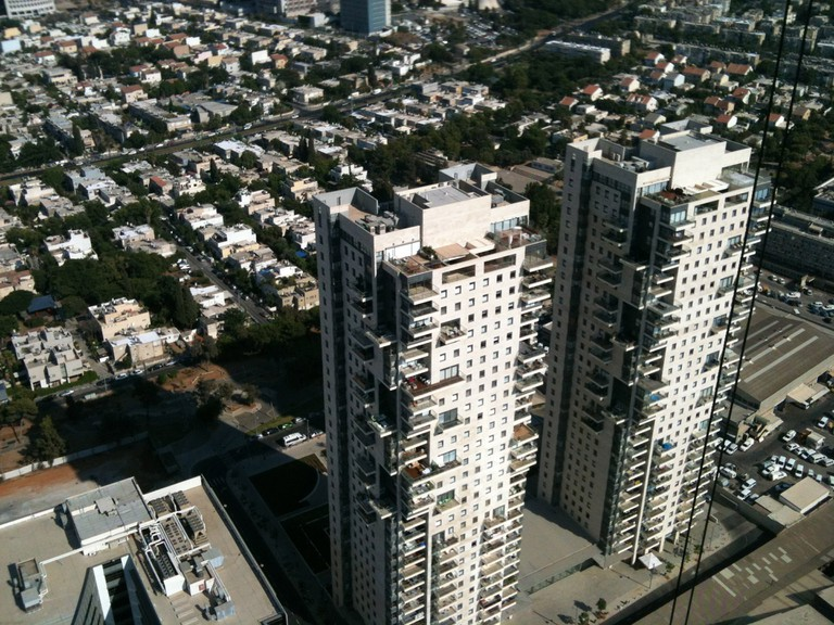 Tel Aviv boasts a thriving tech community.