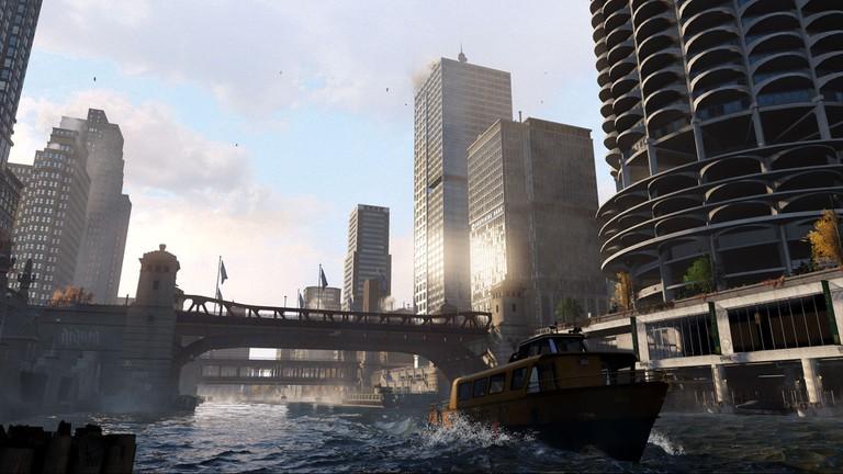 Ubisoft's Watch Dogs │© Xbox