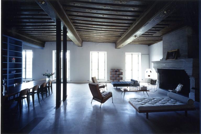 Where Architects Live: Massimiliano and Doriana Fuksas' Home   © Aki Furudate