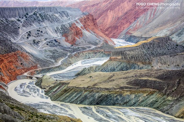 Taken in Xinjiang |Courtesy of Tugo Cheng
