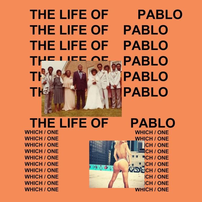 "Kanye West ""The Life of Pablo"" |© GOOD/Def Jam"