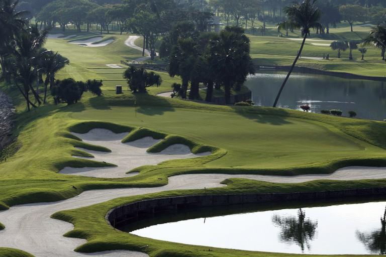 Serapong Course | Courtesy of Sentosa Golf Course