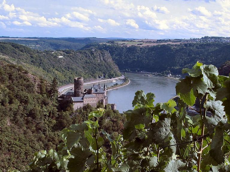 Rheinburg-Koblenz | © King (Felix Koenig)/WikiCommons