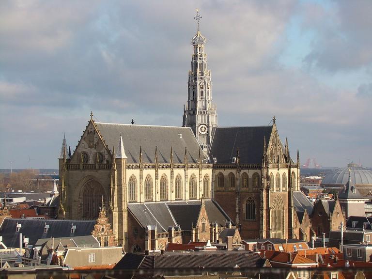 De Grote Kerk, Haarlem | © Arch / WikiCommons